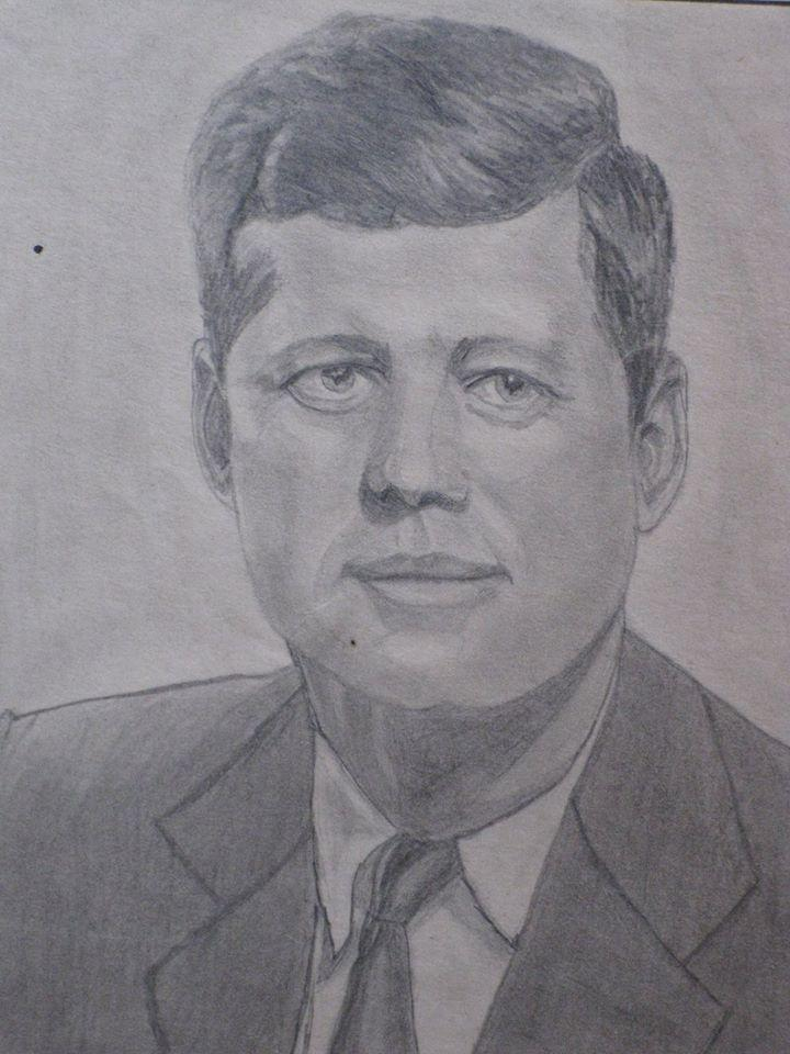 John F. Kennedy by ajpatil